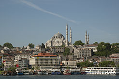 4 - Istanbul skyline