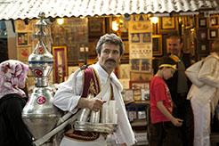 4 - tea seller in Istanbul