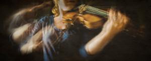 The Violinist, Sarah Kerr