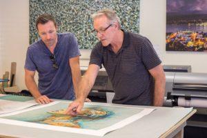 Fine Art Giclee Inkjet Printing Services – Print Art